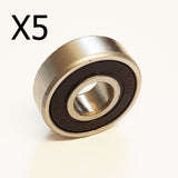 6003-2RS (17MM X 35MM X 10MM) BEARING FOR DIRT PIT QUAD BIKES ATV 6003RS