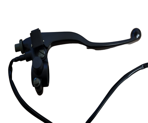 BL004 LONG BRAKE LEVER WITH HAND BRAKE MECHANISM BASHAN