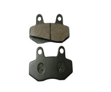 BP006 SET OF BRAKE PADS QUAD ATV / DIRT BIKE 50CC 110CC FISH STYLE