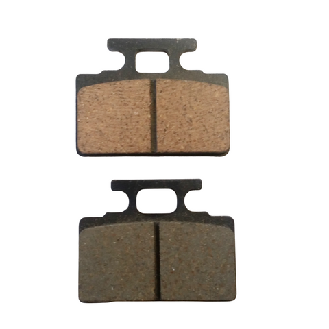 BP010 FRONT / REAR SET OF BRAKE PADS FOR  MOTORBIKE  SYM SCOOTERS 50CC - 160CC