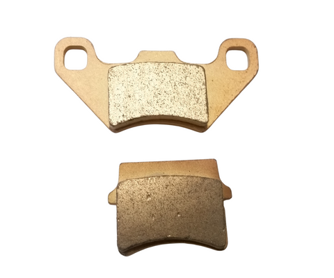 BP017 FRONT BRAKE PADS BASHAN BS200S-7 AND BS250S-11B 200cc 250cc QUAD BIKE ATV