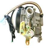 CAR24 CARBURETTOR GY6 CARB FOR 50CC 4T MOPED / SCOOTER WITH ELECTRONIC CHOKE