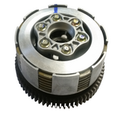 CL014 CLUTCH ASSEMBLY FOR BASHAN BS200S-3 QUAD ATV 200CC