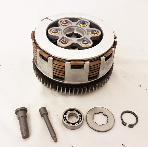 CL034 COMPLETE CLUTCH UNIT FOR SHINERAY XY250ST-9E 250CC QUAD BIKE