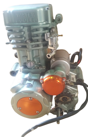 ENG13 COMPLETE WATERCOOLED ENGINE 167ML FOR BASHAN BS200S-7 QUAD