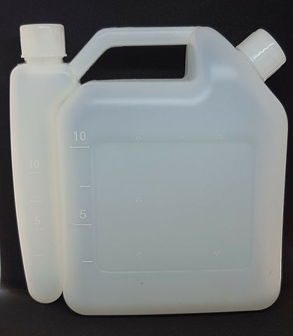 500ml 2 STROKE MINERAL OIL & FUEL MIXING BOTTLE 25:1 49CC MINI MOTO DIRT QUAD
