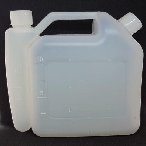 FMB03 FUEL MIXING BOTTLE FOR 2 STROKE FUEL 25:1 49CC MINI MOTO DIRT QUAD