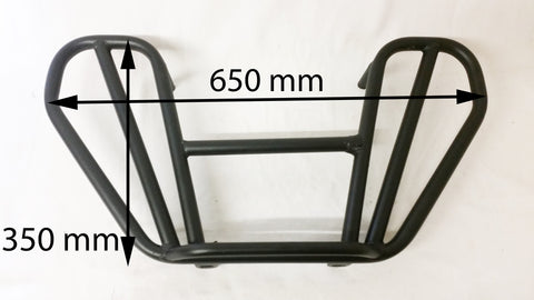 FRG08 FRONT TOP RACK SHELF FOR 110CC APOLLO ORION AGA-9 JUNIOR QUAD BIKE ATV - Orange Imports - 1