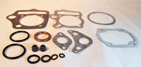GAS08 CYLINDER HEAD GASKET KIT SET FOR QUAD / DIRT BIKE 110CC