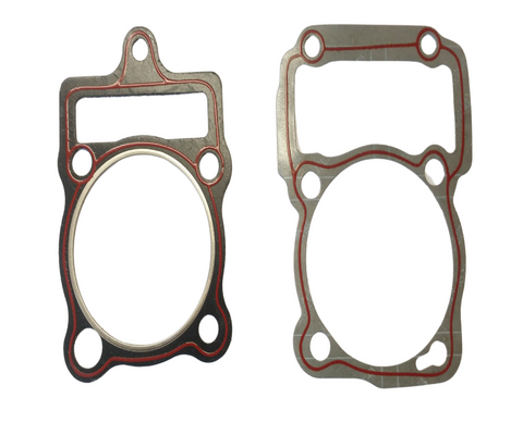 GAS27 CYLINDER & HEAD GASKET KIT FOR 200CC 250CC QUADS / DIRT BIKES