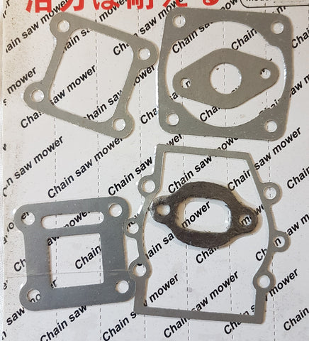 GAS48 GASKET KIT / SET FOR 49CC MINI MOTO / DIRT / QUAD BIKE  CARB HEAD EXHAUST INLET