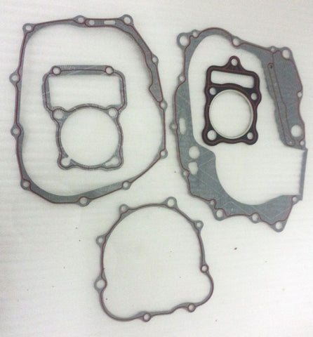 GAS49 GASKET SET KIT CYLINDER HEAD / BASE CRANKCASE FOR BASHAN BS200S-3 200C QUAD - Orange Imports