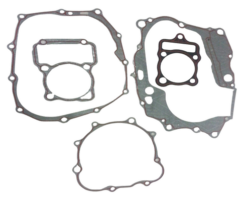 GAS49 GASKET SET KIT CYLINDER HEAD / BASE CRANKCASE FOR BASHAN BS200S-3 200C QUAD