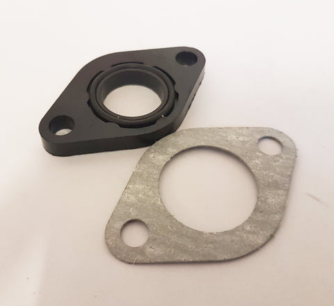 GAS53 GY6 INLET MANIFOLD GASKET INTAKE GASKET FOR 50CC SCOOTERS 18MM