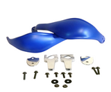 HG48 SET OF BLUE HAND GUARD PROTECTORS FOR BASHAN BS200S-7 QUAD