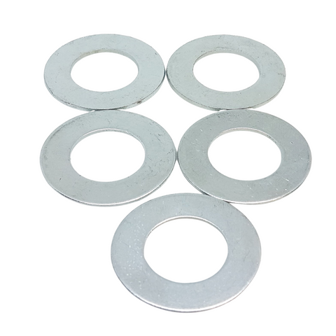 NU084 SET OF 5 WASHERS 30 X 16 X 1.5mm FOR DIRT PIT QUAD BIKES
