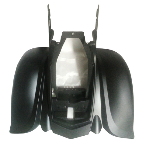 BLACK REAR FAIRING BASHAN BS200S-7, BS250S-11B QUAD BIKES