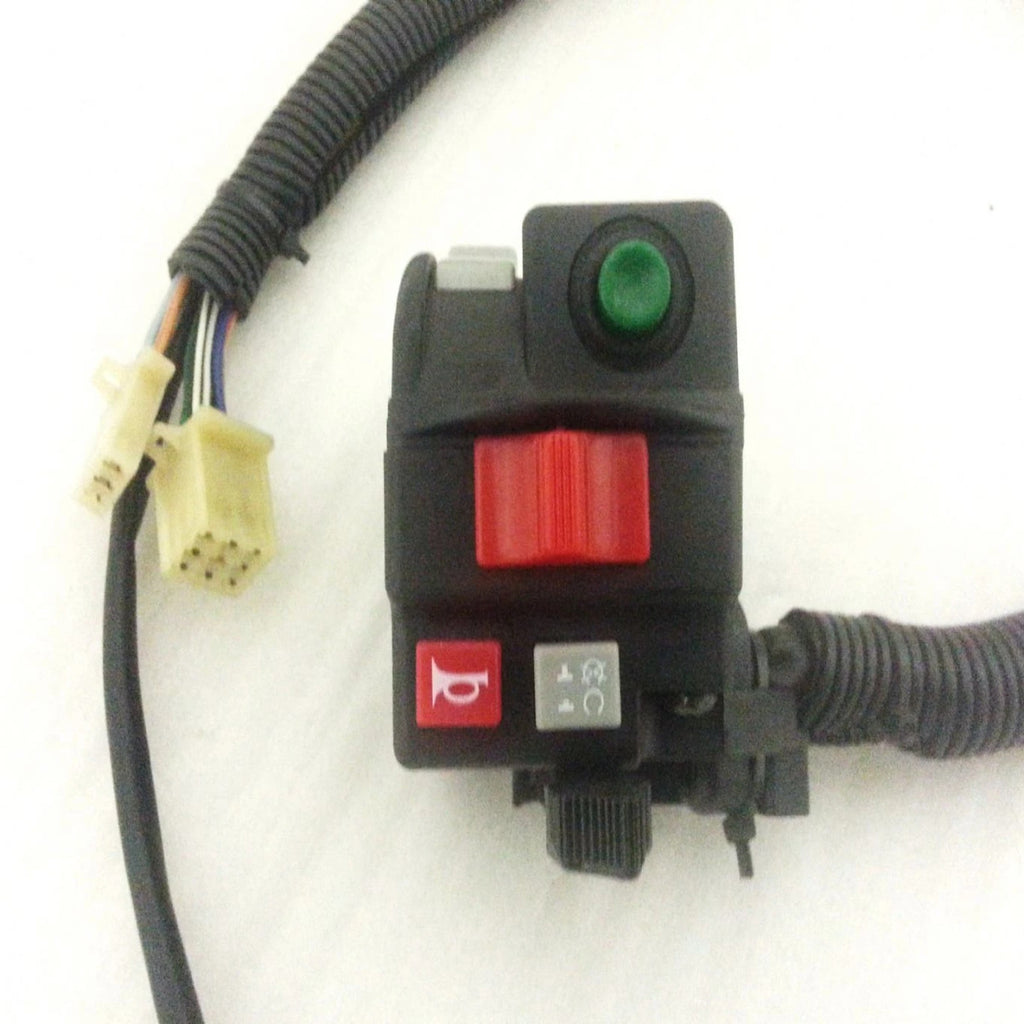 Electrical Ignition Tagged Switches Orange Imports Motorcycle Kill Switch Wiring Without Lights Sge16 Start Horn Indicator Choke Bashan Bs250s 11b Quad Bike
