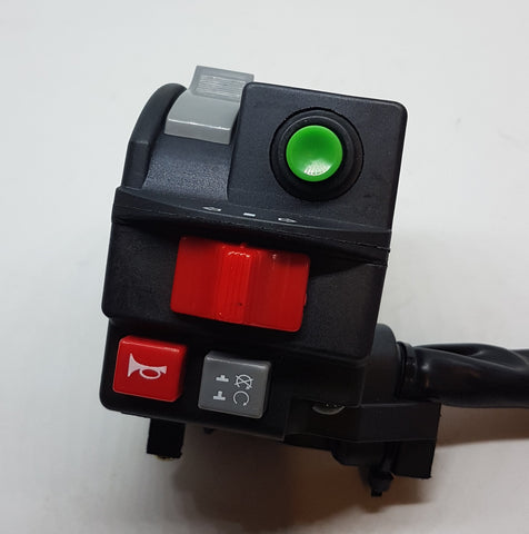 SGE27 START KILL SWITCH LIGHTS INDICATOR BASHAN BS200AU-11B BS250QUAD BIKE