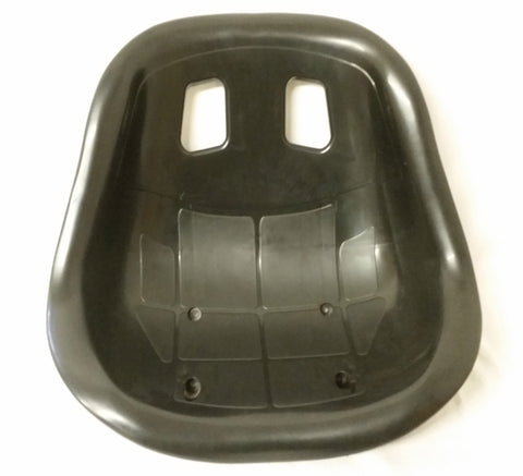 SGT01 49CC DRIFT TRIKE PLASTIC BUCKET SEAT FOR GT ONE DRIFT TRIKE / GO KART - Orange Imports - 1