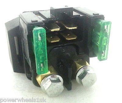 STR04 STARTER SOLONOID RELAY HAILI SPIDER VIPER INTREAD 250CC / 350CC ATV QUAD BIKE - Orange Imports - 1
