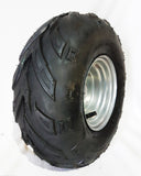 "145/70-6 6"" TYRE & RIM FOR 50CC 70CC 90 110CC QUAD BIKES 3 BOLT"