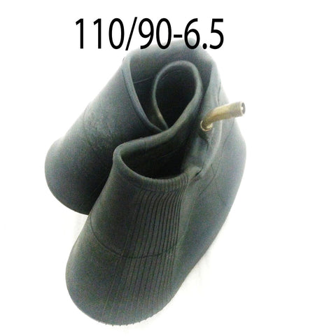 TYI16 INNER TUBE 110/90-6.5 FOR 49CC MINI MOTO ANGLED VALVE