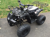 "TORONTO 125CC 4 STROKE FARM STYLE QUAD BIKE 8"" TYRES ELECTRIC START-AUTOMATIC F / N / R"