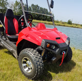 UTV-150  BUGGY 150CC FULLY AUTOMATIC F/N/R WITH TOW BAR AND FRONT WINCH