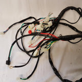 WIR27 COMPLETE WIRING LOOM HARNES FOR 200CC GY6 I-GO OFF ROAD ATV QUAD BIKE