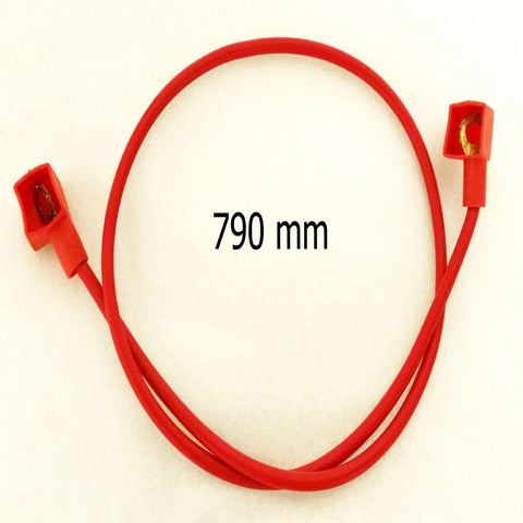 BAT04 SPY RACING 350CC QUAD BIKE BATTERY AUXILIARY CABLE (POSITIVE RED) - Orange Imports - 1