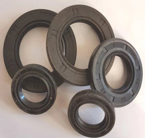 RUBBER BEARING DUST COVER, OIL SEAL CAP VARIOUS SIZES, QUAD BIKES ATV