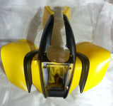 FQBA6 COMPLETE FAIRING FOR BASHAN BS200S-7 / BS250S-11B YELLOW / BLACK - Orange Imports - 2