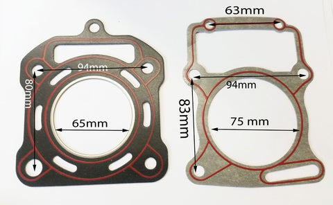 GAS28 CYLINDER HEAD GASKET FOR 250CC WATER COOLED QUAD BIKE - Orange Imports