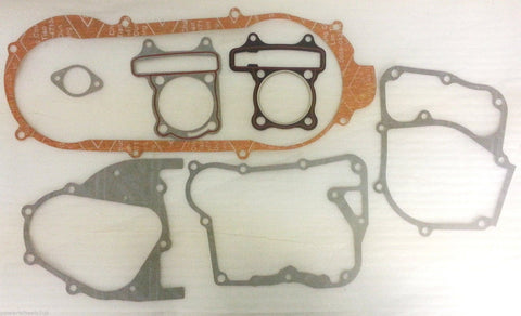 GAS54 GASKET SET GASKETS KIT FOR GY6 150CC MOPED / SCOOTER - Orange Imports - 1