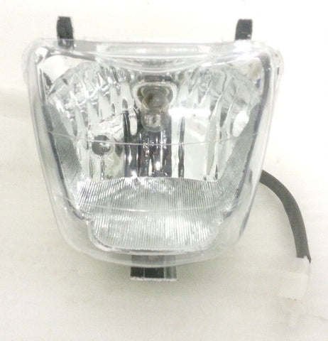 LH005 HEADLIGHT FOR JUNIOR QUAD / ATV 50CC / 90CC / 110CC - Orange Imports - 1