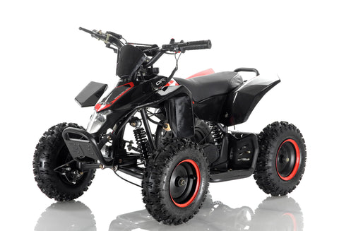 KIDS AUTOMATIC 49CC 2 STROKE MINI QUAD BIKE ATV BY ORION RED, GREEN OR BLUE - Orange Imports - 3