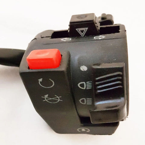 SGE23 COMBINATION START KILL HORN,LIGHT SWITCH FOR I-GO 200CC JINLING QUAD BIKE