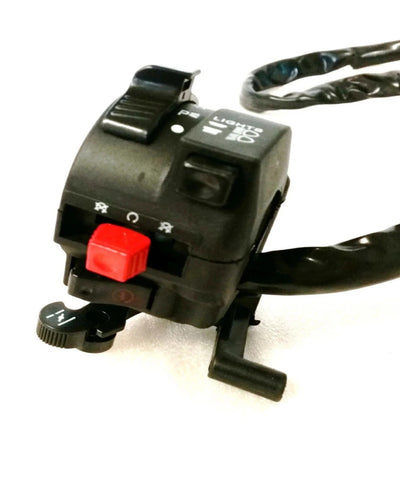 SGE08 IGNITION LIGHT ENGINE KILL SWITCH ASSEMBLY QUAD - Orange Imports - 1