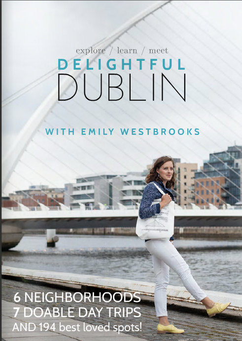 Image of the book DELIGHTFUL DUBLIN by Emily Westbrooks.