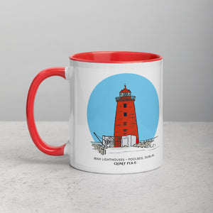Poolbeg Lighthouse Mug