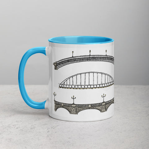 Dublin Bridges Mug