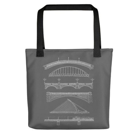 Dublin Bridges bag
