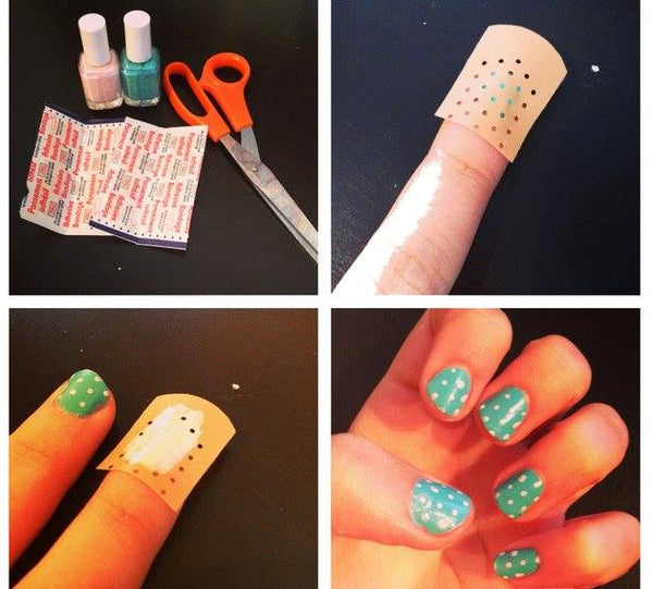 3 Super Easy Nail Art Hacks You Have To Try Hydracol Beauty