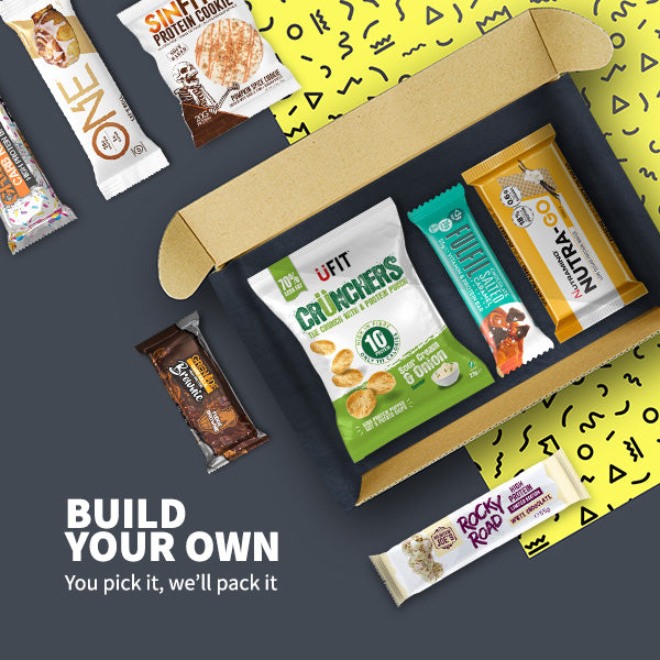 Build Your Own - Box of Protein