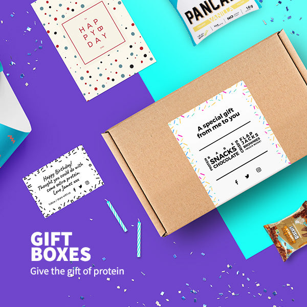 Protein Gift/Birthday Boxes - Box of Protein