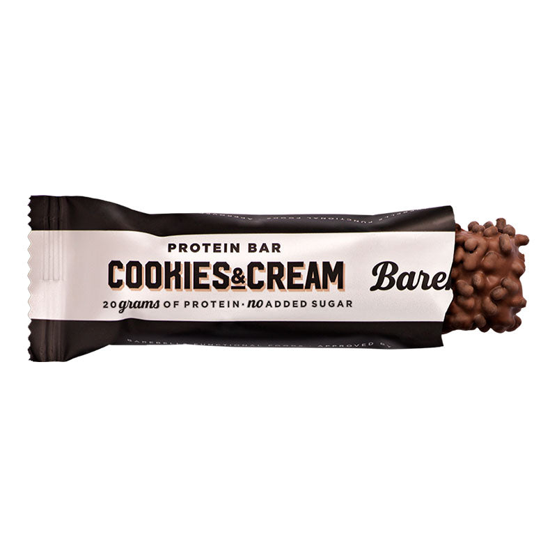 Barebells Protein Bar - Cookies & Cream - Box of Protein