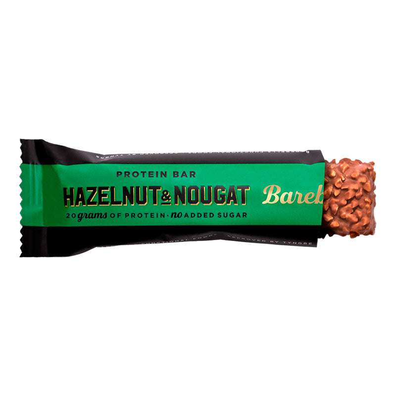 Barebells - Hazelnut & Nougat - Box of Protein