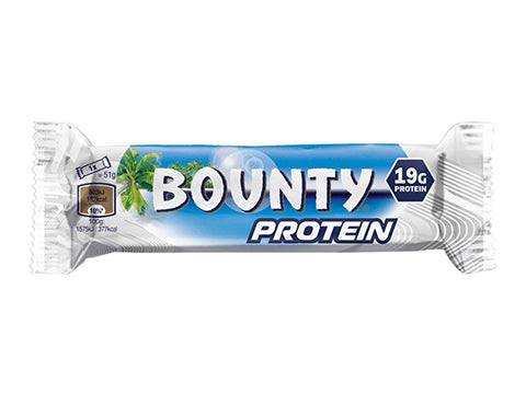 Bounty Protein Bar (51g) - Box of Protein