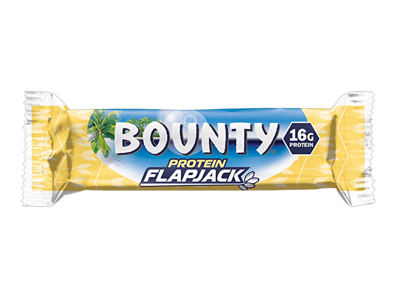 Bounty - Protein Flapjack - Box of Protein